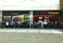 Tavuk Dünyası Vega AVM'de 75.restoranını açtı